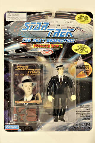 Star Trek: The Next Generation Holodeck Series - LIEUTENANT COMMANDER DATA