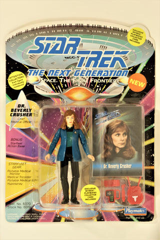 Star Trek: The Next Generation - DR. BEVERLY CRUSHER
