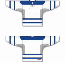 Load image into Gallery viewer, 2002 TORONTO 3RD WHITE Gussets Pro Blank Hockey Jerseys