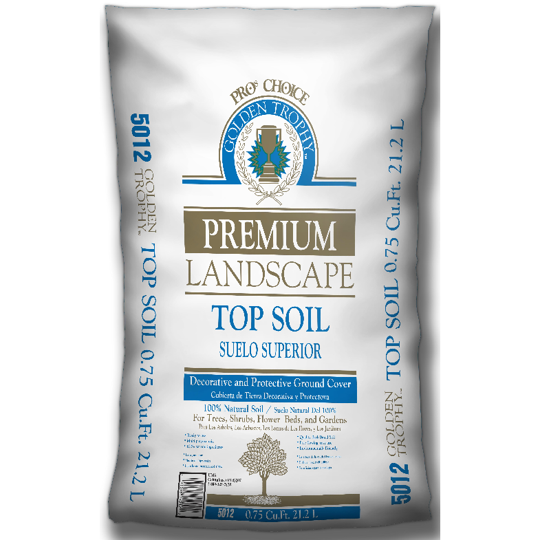 #5012 Pro's Choice Top Soil (.75cf)