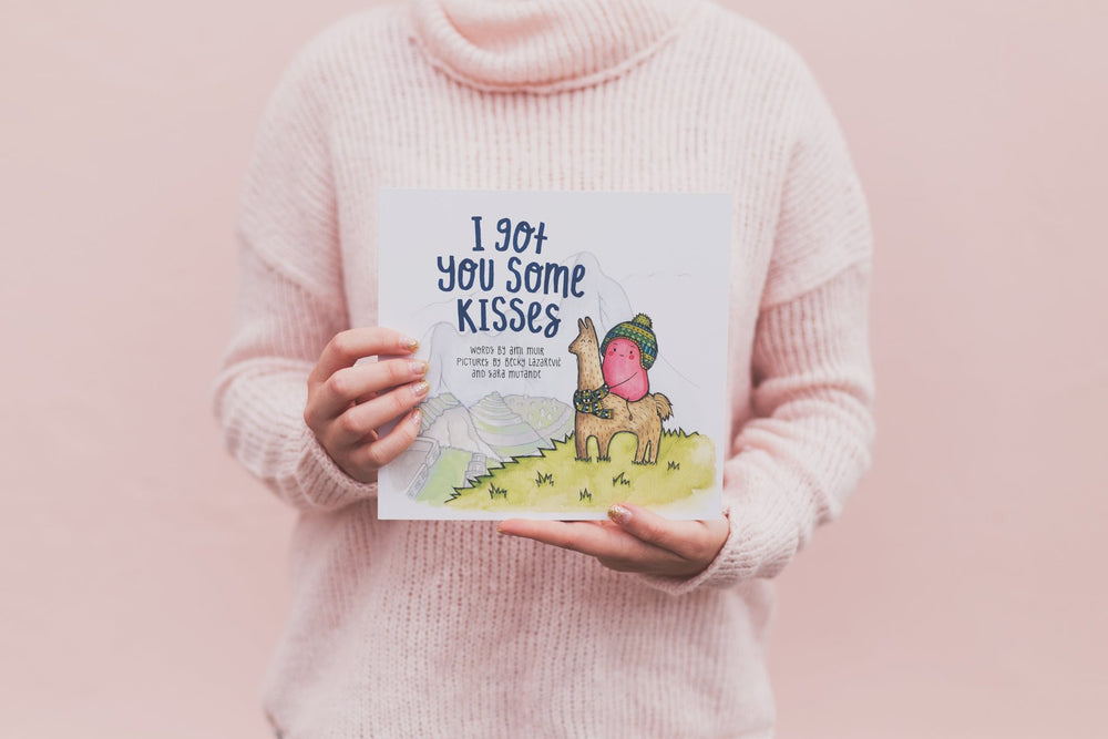 I Got You Some Kisses - Paperback