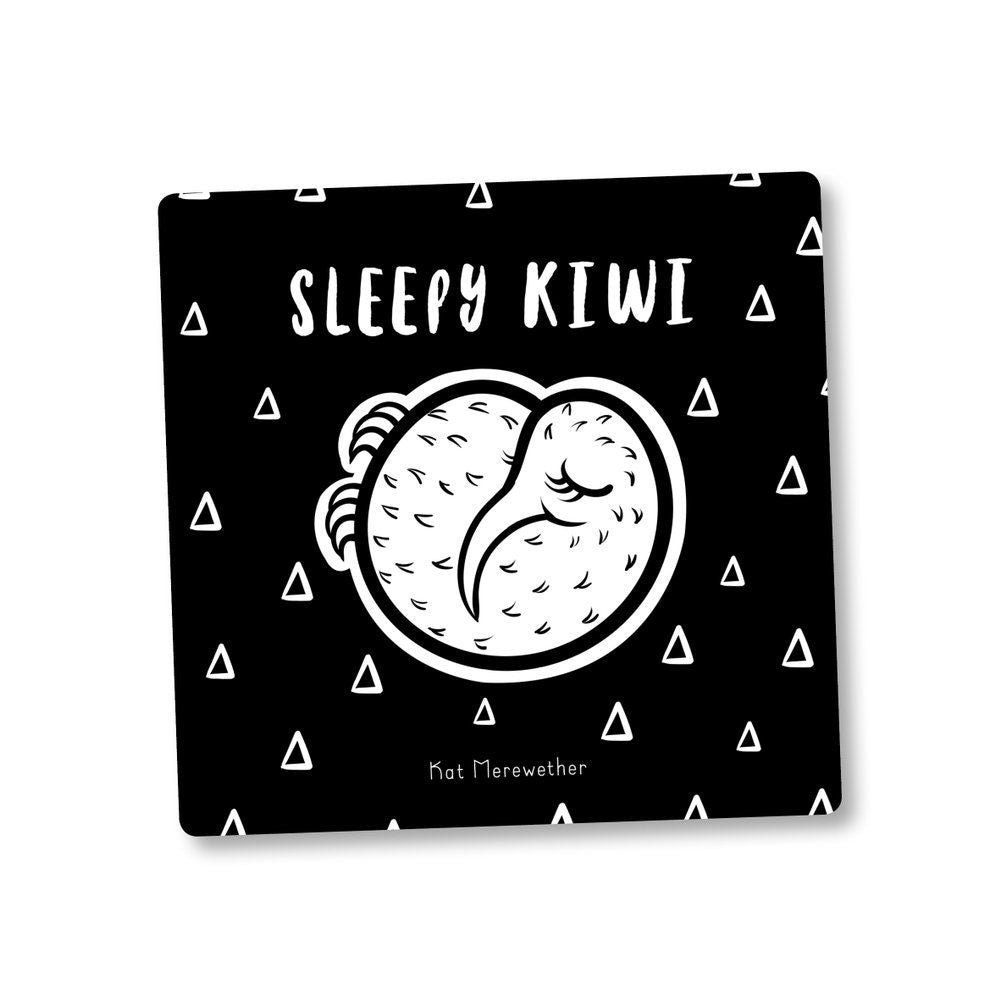 Sleepy Kiwi - Board Book