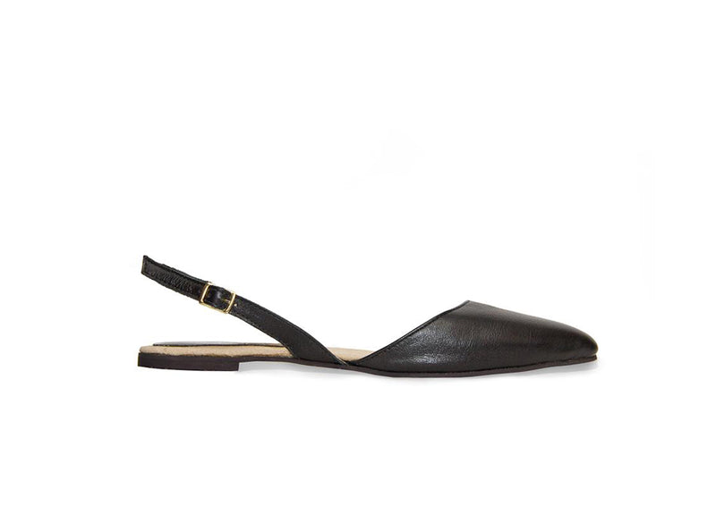 Ilona - Pointed Mule