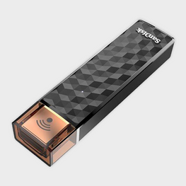 SanDisk Connect 200GB Wireless Stick-SAN DISK-computerspace
