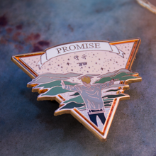Load image into Gallery viewer, [BTS] Jimin PROMISE Enamel Pin
