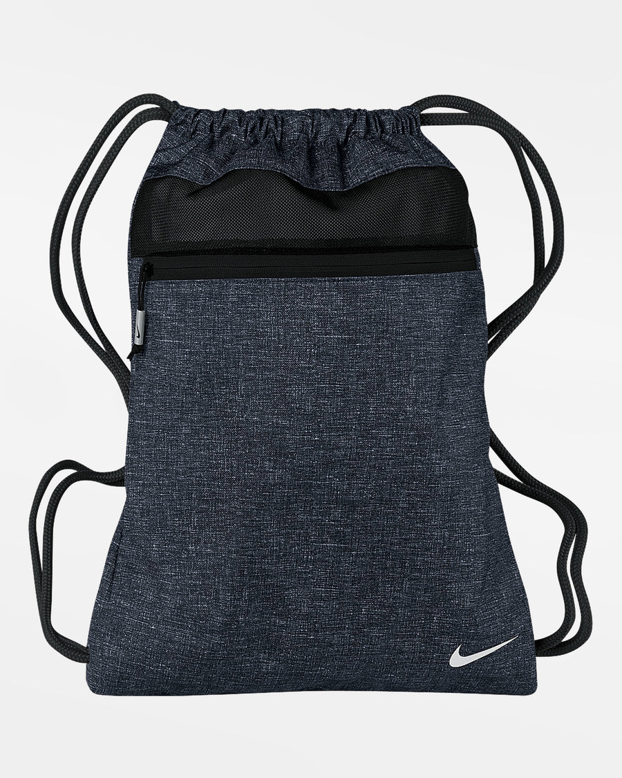 Nike Sport III Gym Sack, heather navyblau-schwarz-DIAMOND PRIDE