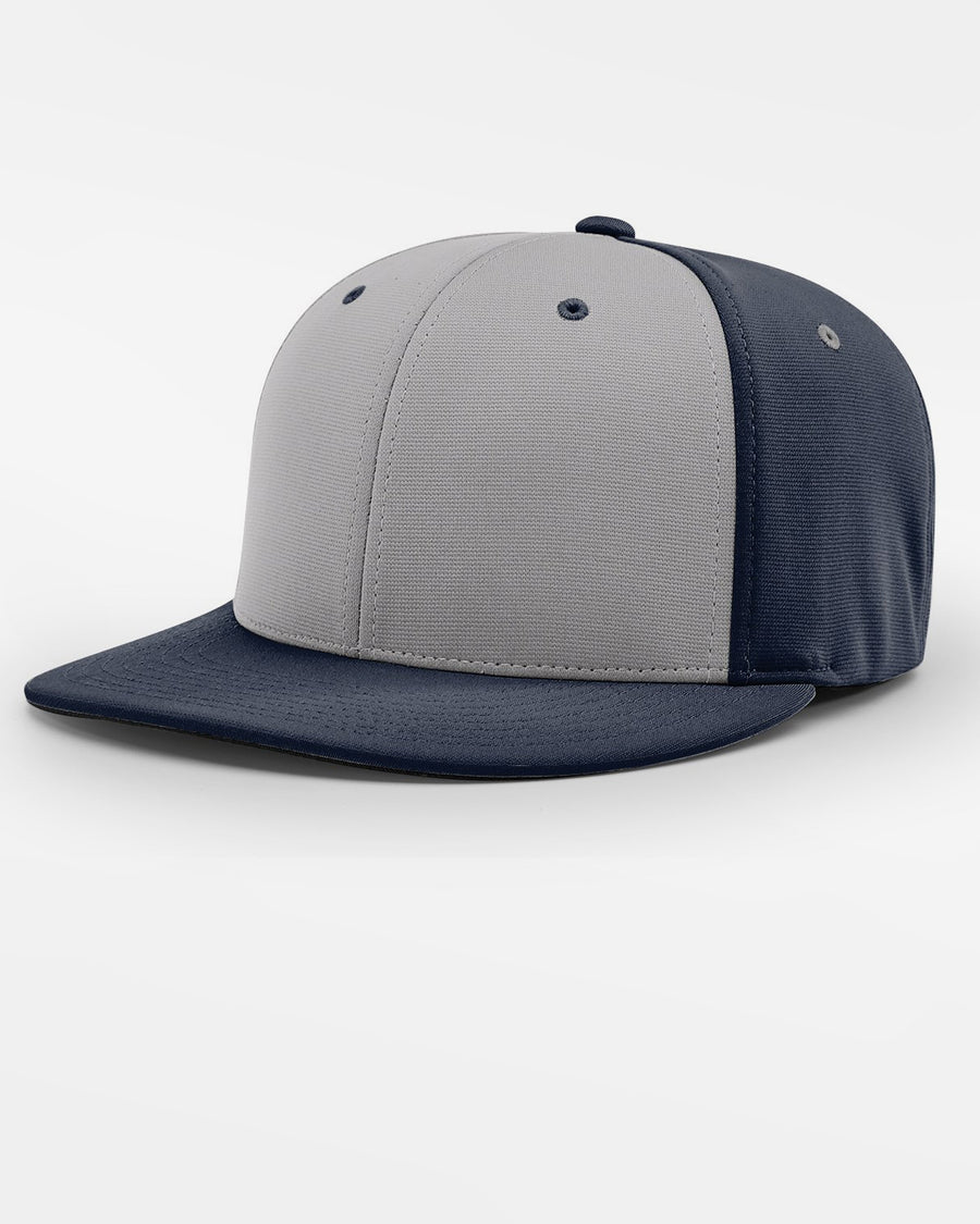 Richardson PTS20 Flexfit Alternate Cap, navy blau - grau-DIAMOND PRIDE