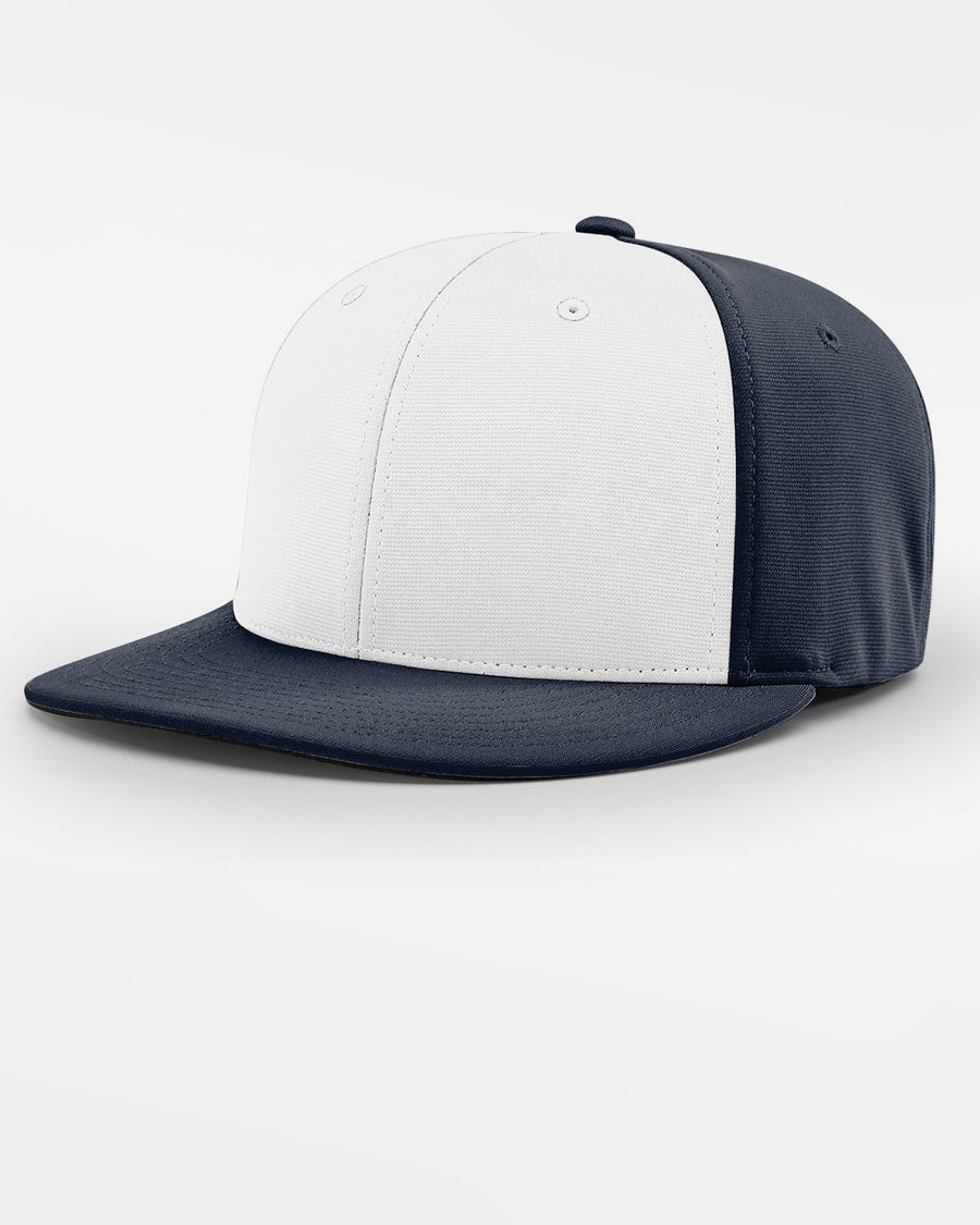 Richardson PTS20 Flexfit Alternate Cap, navy blau - weiss-DIAMOND PRIDE