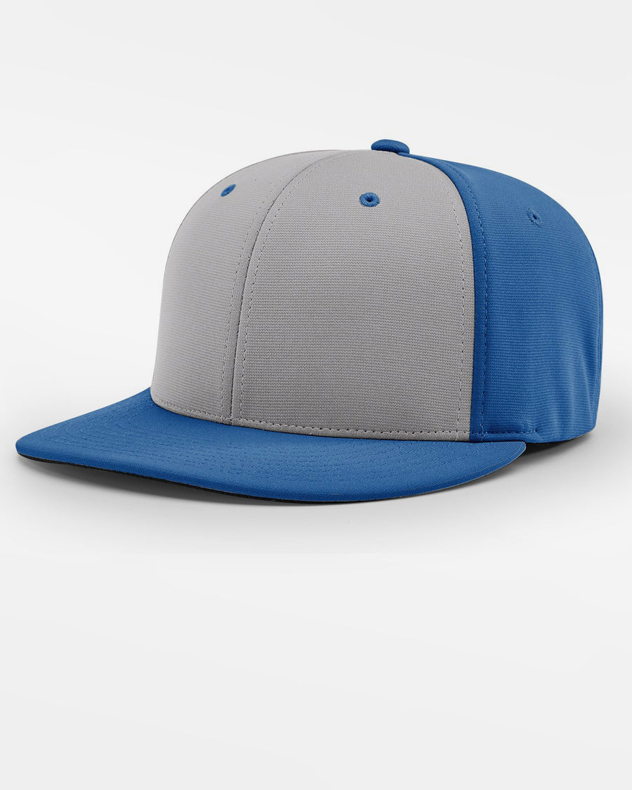 Richardson PTS20 Flexfit Alternate Cap, royal blau - grau-DIAMOND PRIDE