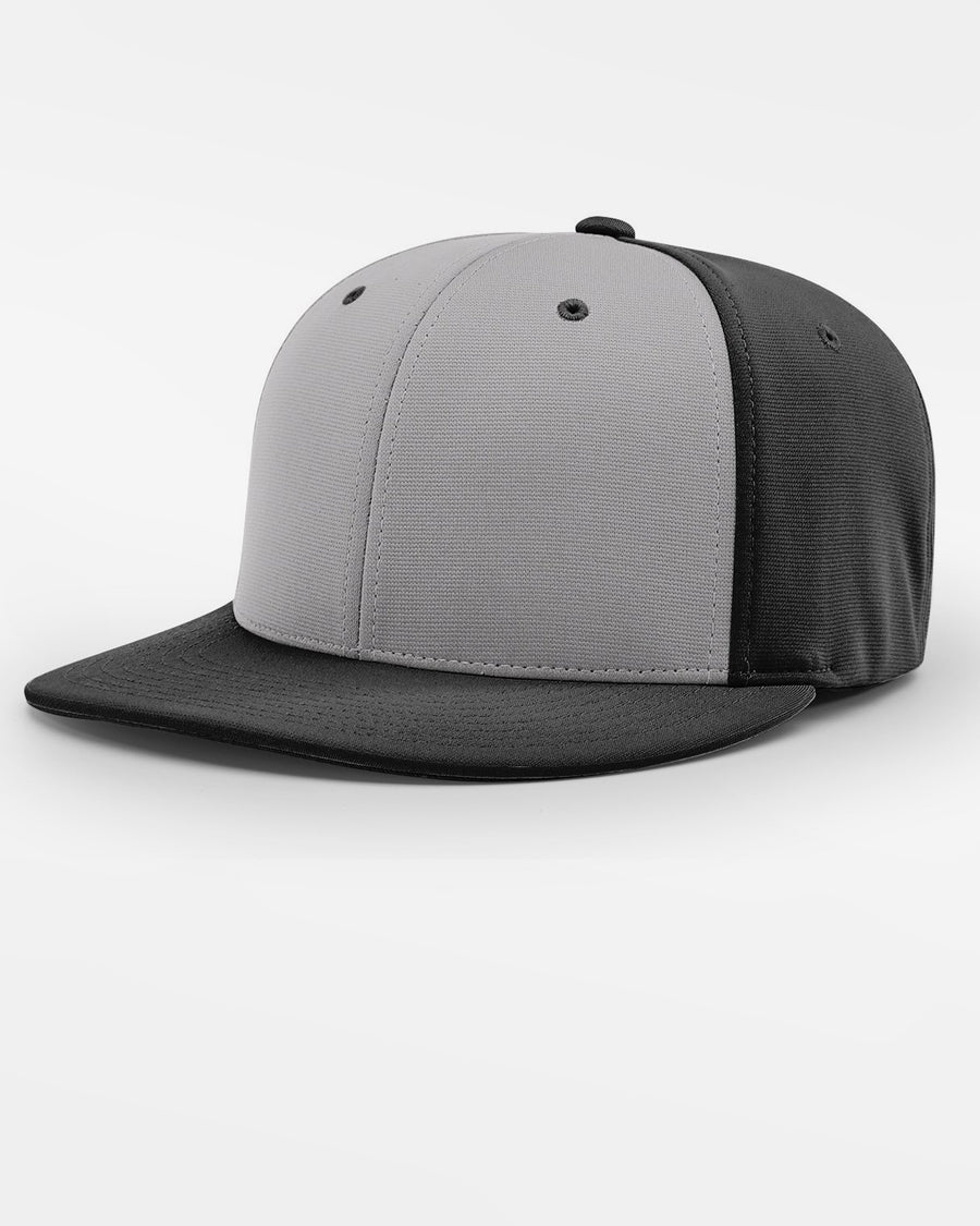 Richardson PTS20 Flexfit Alternate Cap, schwarz - grau-DIAMOND PRIDE