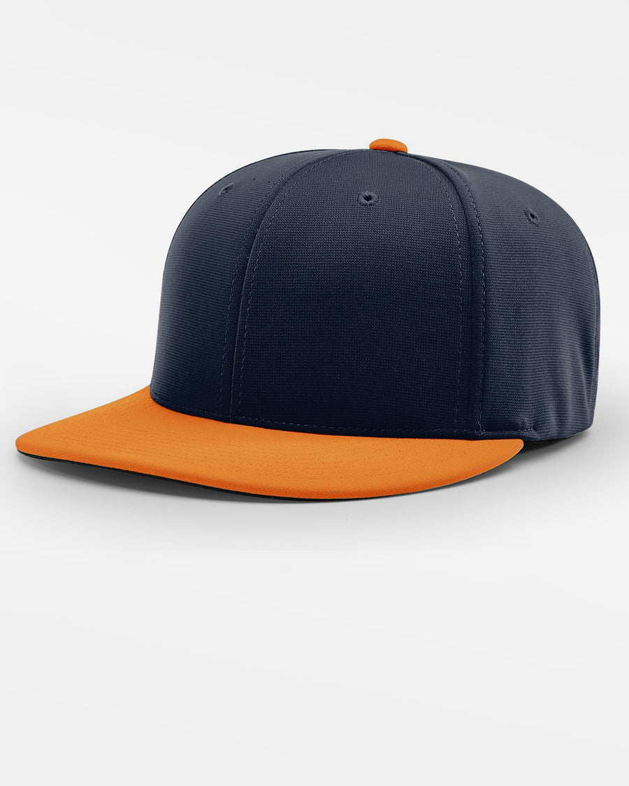 Richardson PTS20 Flexfit Cap, navy blau - orange-DIAMOND PRIDE