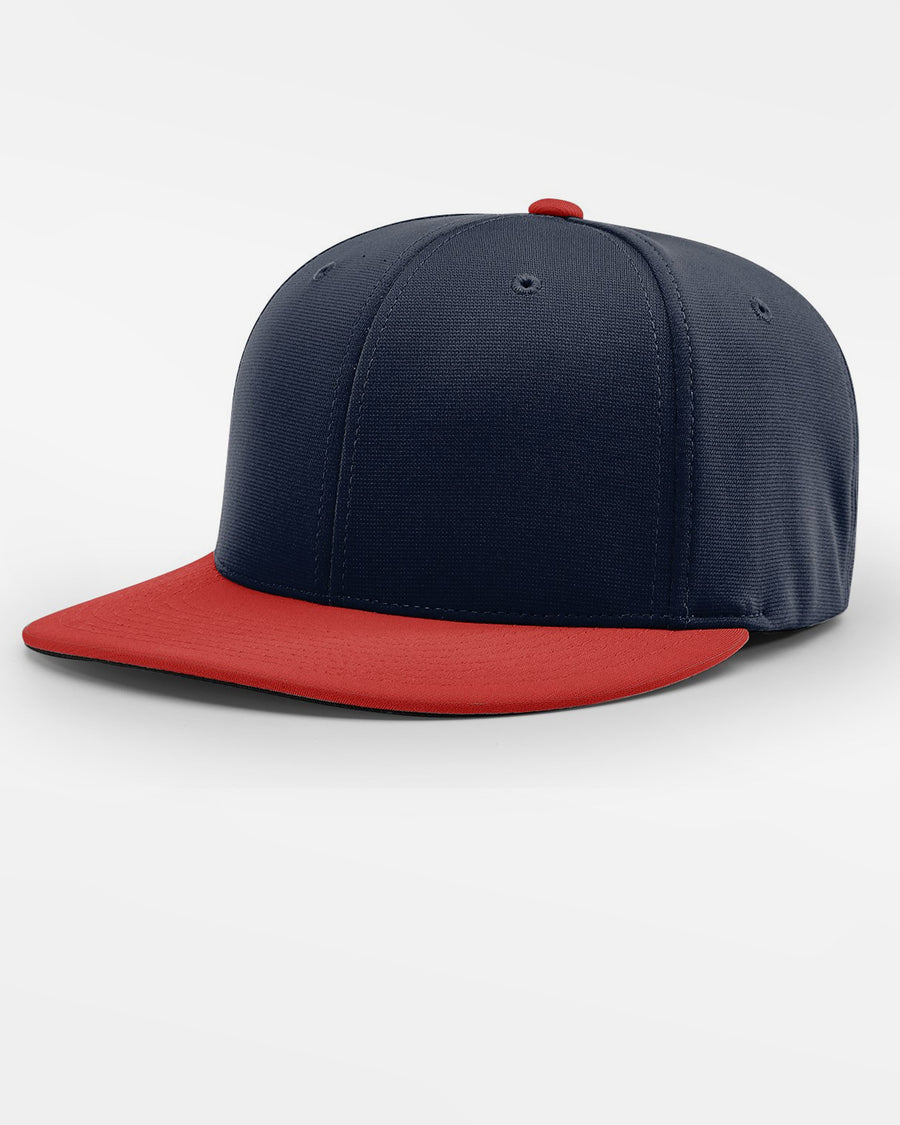Richardson PTS20 Flexfit Cap, navy blau - rot-DIAMOND PRIDE