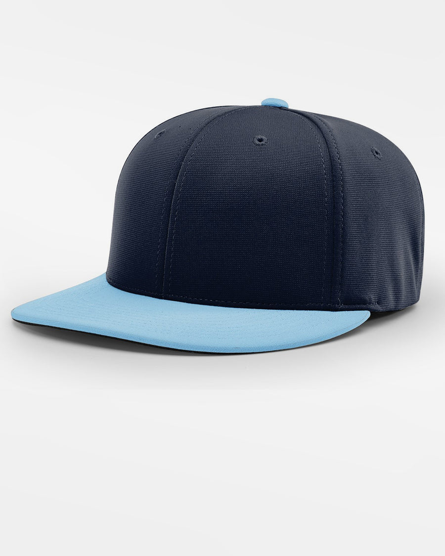 Richardson PTS20 Flexfit Cap, navy blau - sky blau-DIAMOND PRIDE