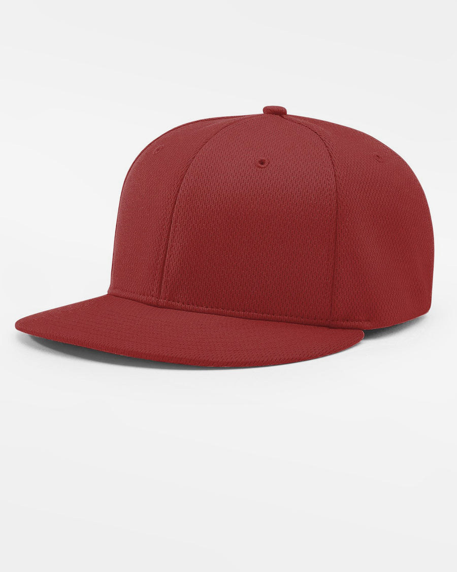 Richardson PTS45 Fitted Cap, weinrot-DIAMOND PRIDE