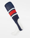 TCK Striped ProStirrup, navy blau-weiss-rot-DIAMOND PRIDE