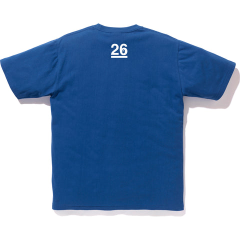 BAPE 26TH ANNIV. TEE MENS