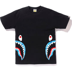 FIRE CAMO SIDE SHARK TEE MENS