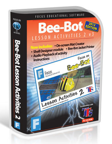 Bee-Bot (Blue-Bot) Lesson Activities 2