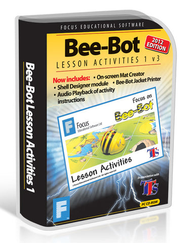 Bee-Bot (Blue-Bot) Lesson Activities 1