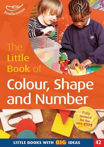 The Little Book of Colour, Shape & Number