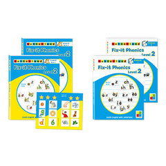 Level 2 Fix-It Phonics  Student set