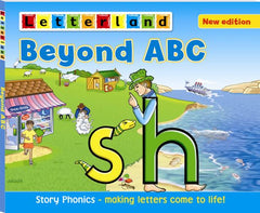 Beyond ABC Book