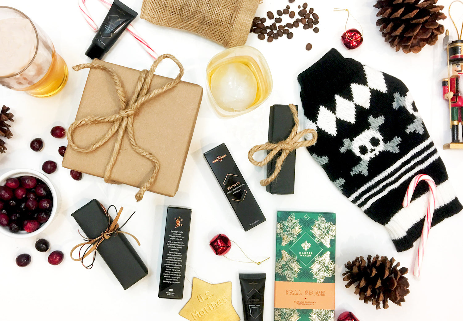 Christmas gift guide veteran owned businesses