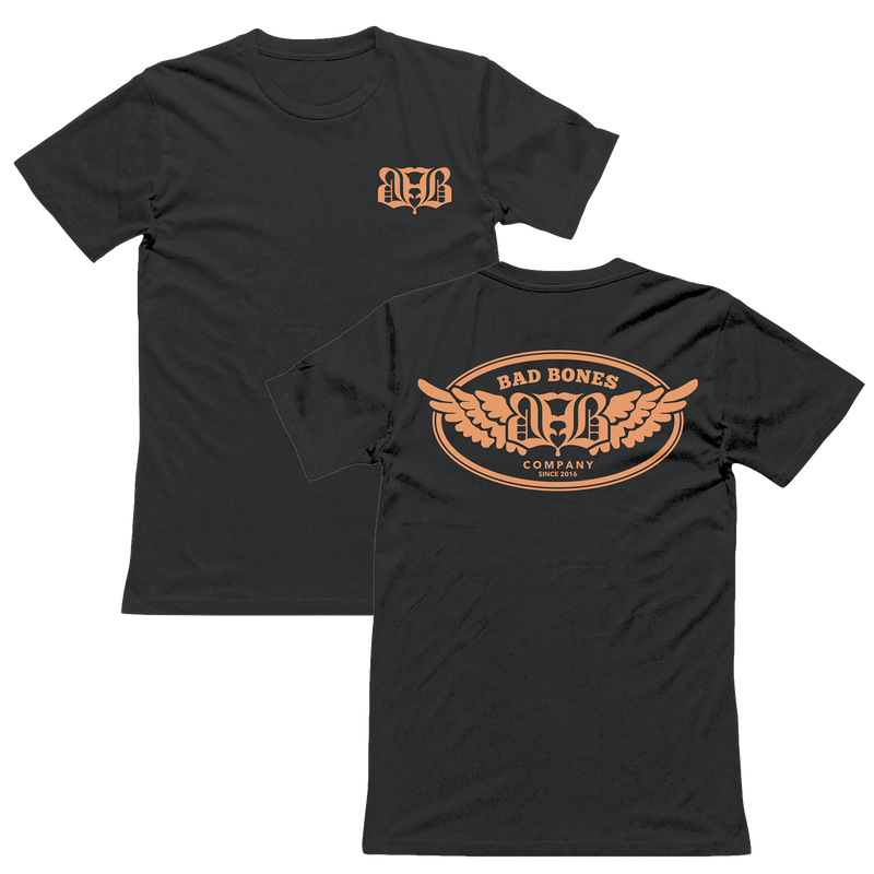 BB - Wing Badge Tee