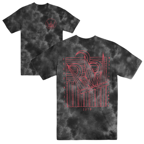 p90princess - Exclusive Tie Dye Tee