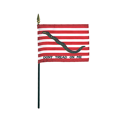 Miniature 1st Navy Jack Flag - ColorFastFlags | All the flags you'll ever need!