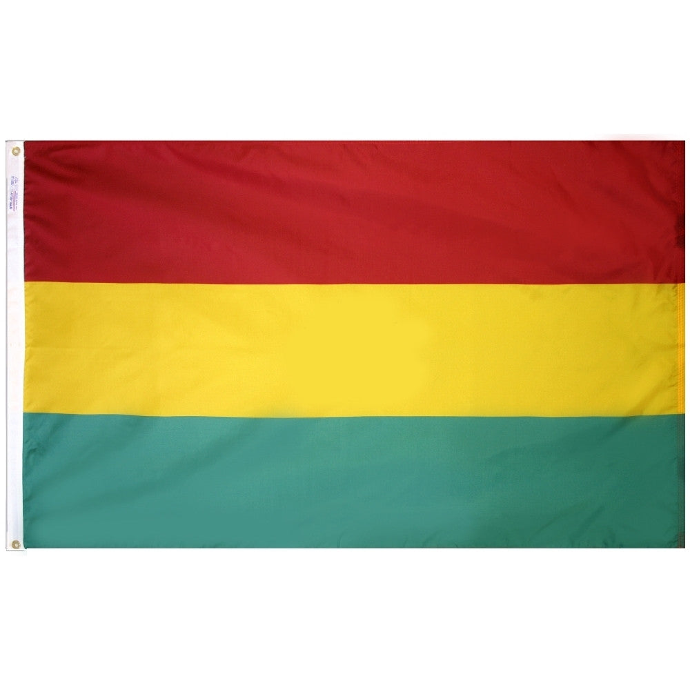 Bolivia Civil Flag - ColorFastFlags | All the flags you'll ever need!