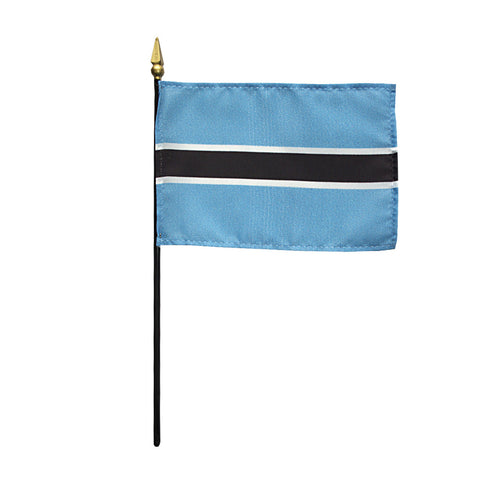 Miniature Botswana Flag - ColorFastFlags | All the flags you'll ever need!