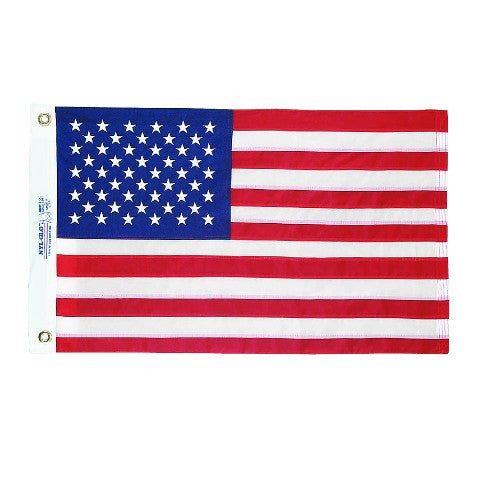 United States Flags/Nautical Courtesy - ColorFastFlags | All the flags you'll ever need!   - 1