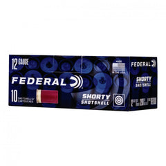Federal 12 Gauge Shorty Shell 1 3/4 Inch Rifled Slug (10)