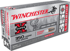 Winchester 350 Legend 180 Grain Power-Point (20)
