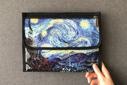Ozpack Starry Night Tablet Kılıfı Ön