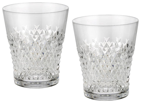 Waterford Alana Essence Double Old Fashioned Pair