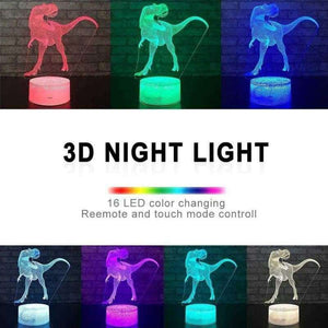 3D Illuminated Lamp Optical Illusion - Shopping Gadgets at GadgetRock