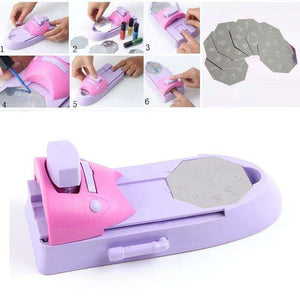 Nail Printing Machine - Shopping Gadgets at GadgetRock