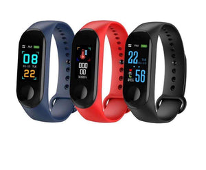 M3 Smart Bracelet - Shopping Gadgets at GadgetRock
