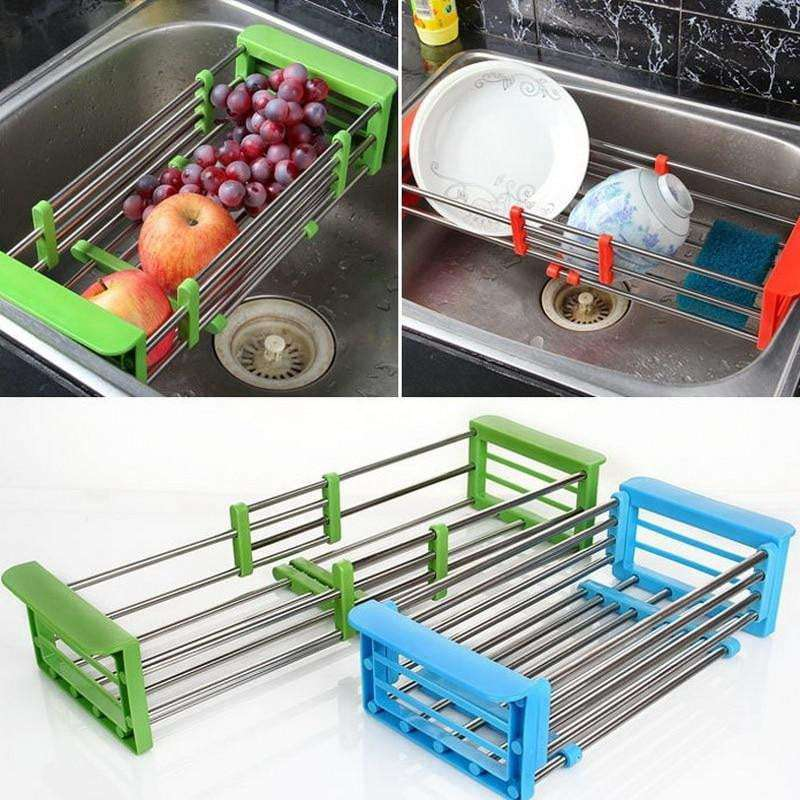 Kitchen Sink Drainer - Shopping Gadgets at GadgetRock