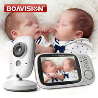 Baby Safety Monitor Wireless - Shopping Gadgets at GadgetRock