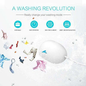 Eco Laundry Egg - Shopping Gadgets at GadgetRock