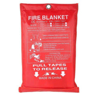 Fire Emergency Blanket - Shopping Gadgets at GadgetRock