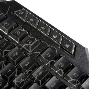 LED Gaming Wired 2.4G keyboard and Mouse - Shopping Gadgets at GadgetRock