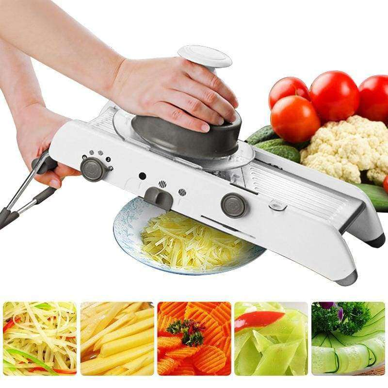 Mandoline Slicer - Shopping Gadgets at GadgetRock