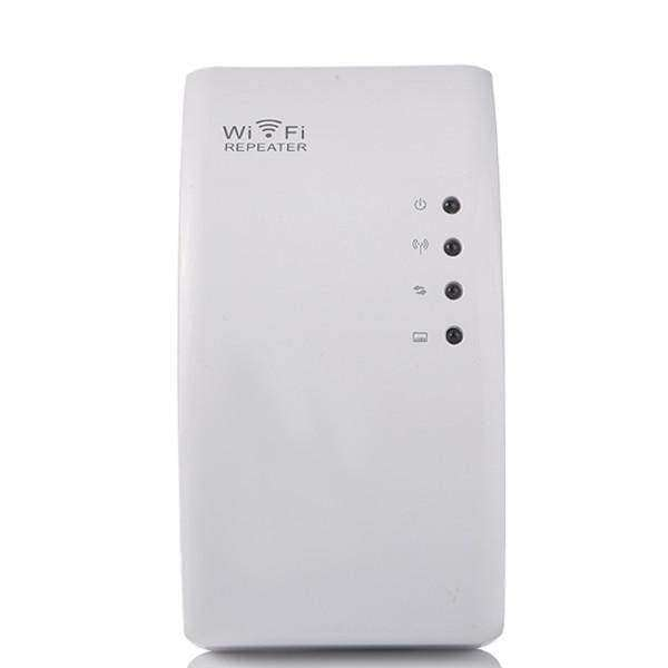 WiFi Genius Repeater - Instantly Double Your WiFi Range - Shopping Gadgets at GadgetRock