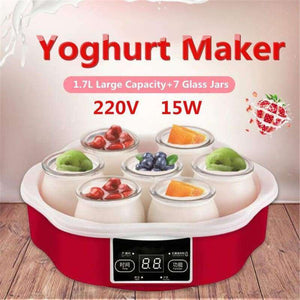 Yogurt Maker - Shopping Gadgets at GadgetRock