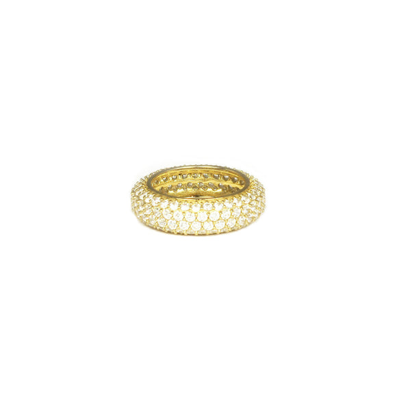 Frances Eternity Ring (Gold)