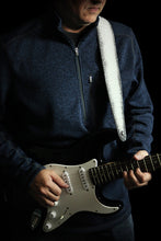 Ethea (White Dragon) Guitar Strap